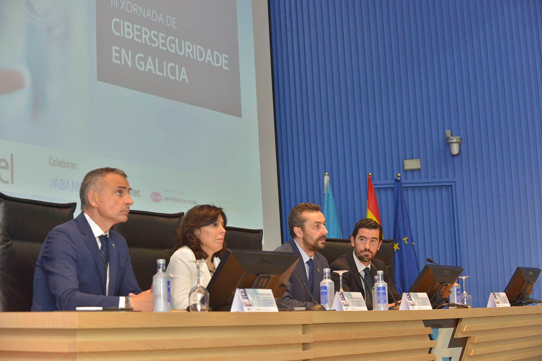 Conclusiones de nuestra participación en la III Jornada de Ciberseguridad de Galicia