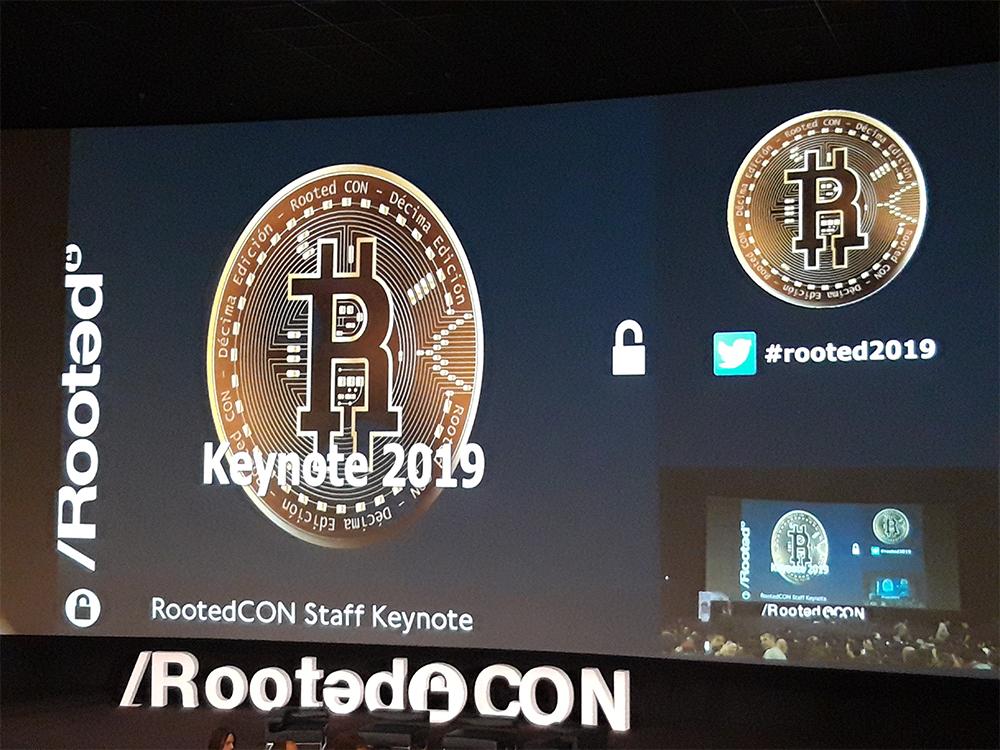 BE:SEC viaja hasta Madrid para asistir a la X edición de RootedCON